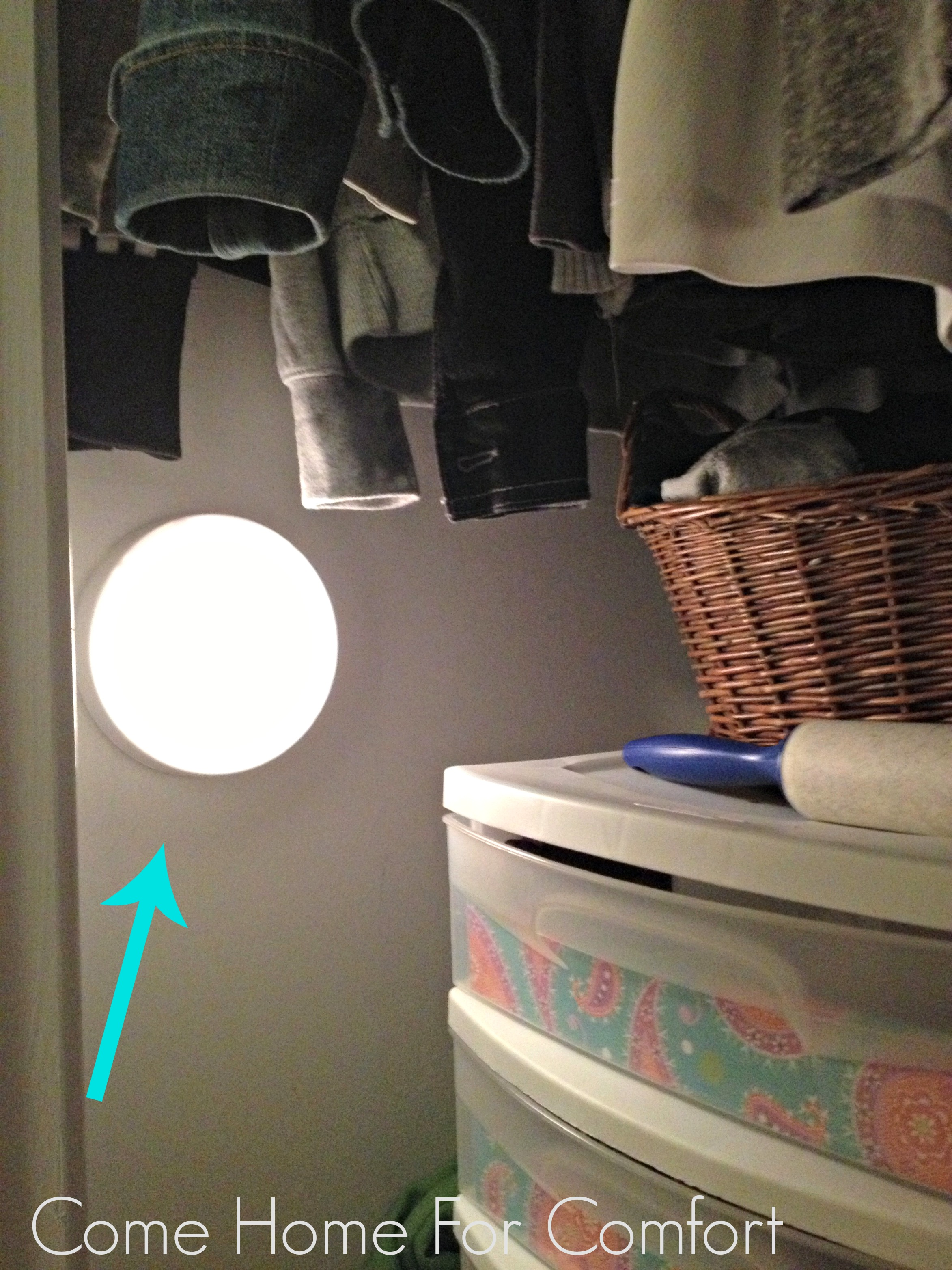 Organizing One Room At A Time Quick Closet Tip Come