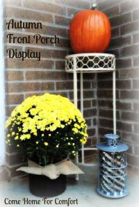detail front porch