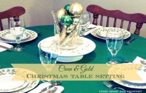 traditional christmas setting come home for comfort 5