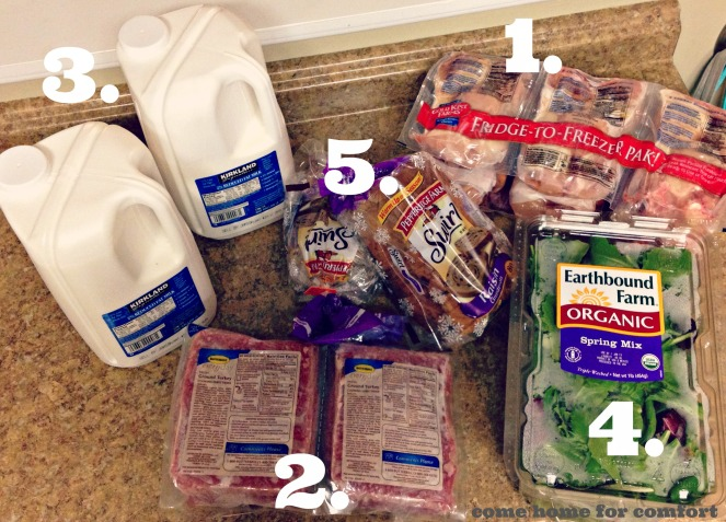 5 Things I'm Loving From Costco Come Home For Comfort
