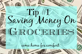 saving money on groceries #1