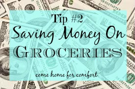 saving money on groceries part 2