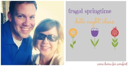 Frugal Springtime Date Night Ideas