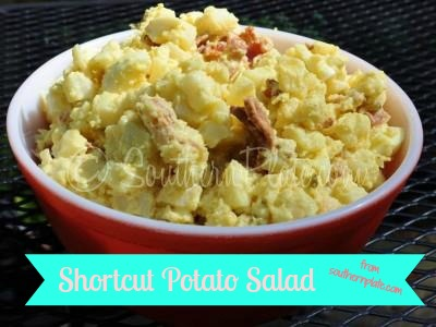 Shortcut Tater Salad