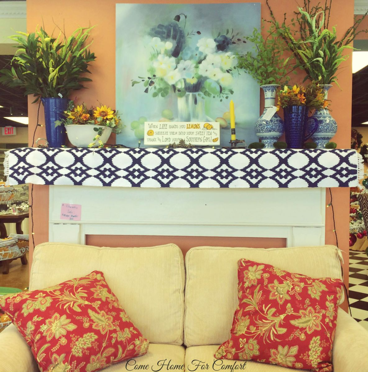 Bringing Summer Into Your Home Come Home For Comfort