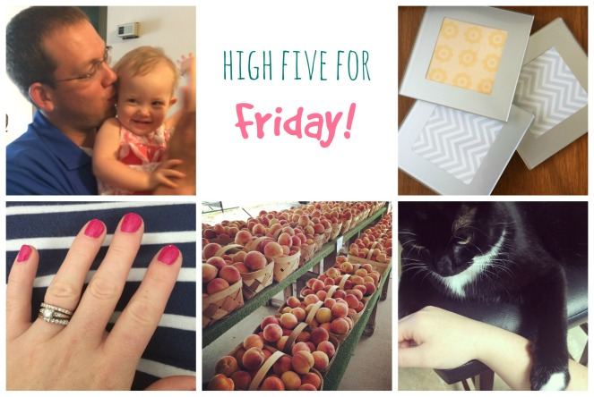 High Five For Friday June