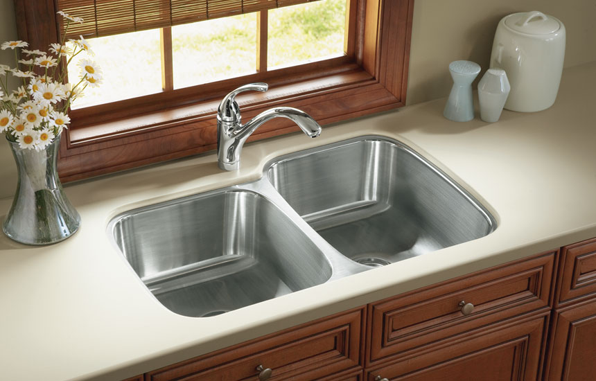 clean kitchen sink – Come Home For Comfort