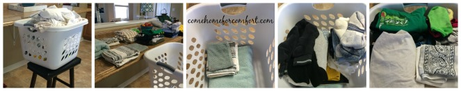 Laundry Organization System Come Home For Comfort