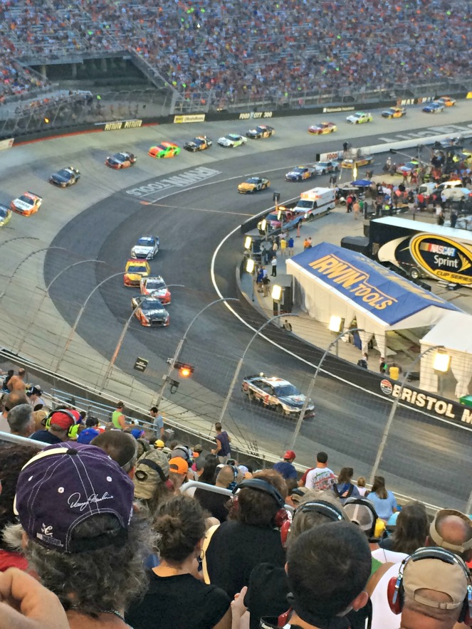 Nascar Racing at Bristol Motor Speedway