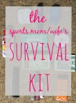 A list of items any sports mom or wife should always keep in her purse. Via comhomeforcomfort.com