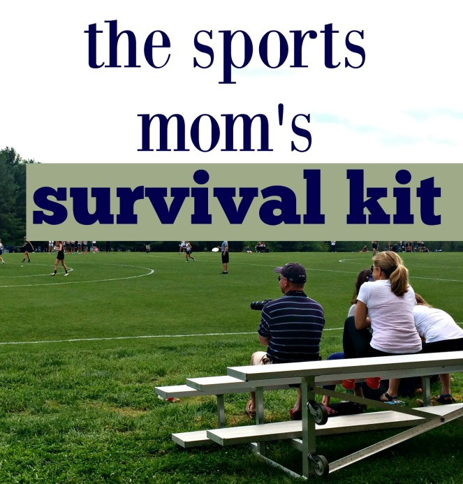 Everything you need to pack for a day of sports and cheering on your favorite athlete...without starving or looking haggard! via ComeHomeForComfort.com