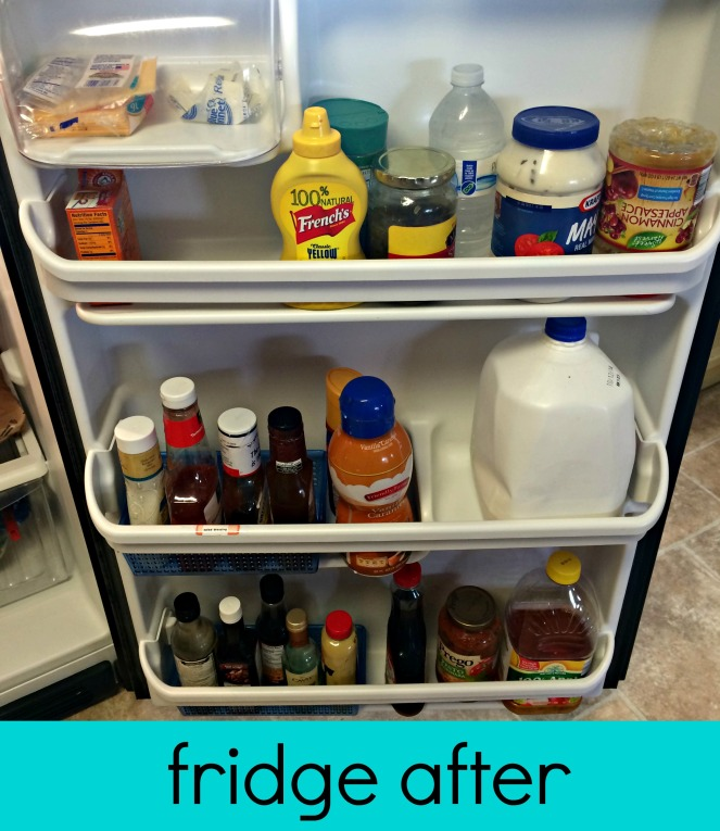 How to organize your refrigerator Come Home For Comfort 3