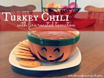 Turkey Chili With Fire Roasted Tomatoes Come Home For Comfort
