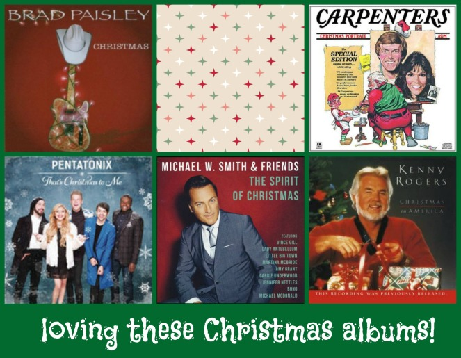 Favorite Christmas Albums 2014 Come Home For Comfort