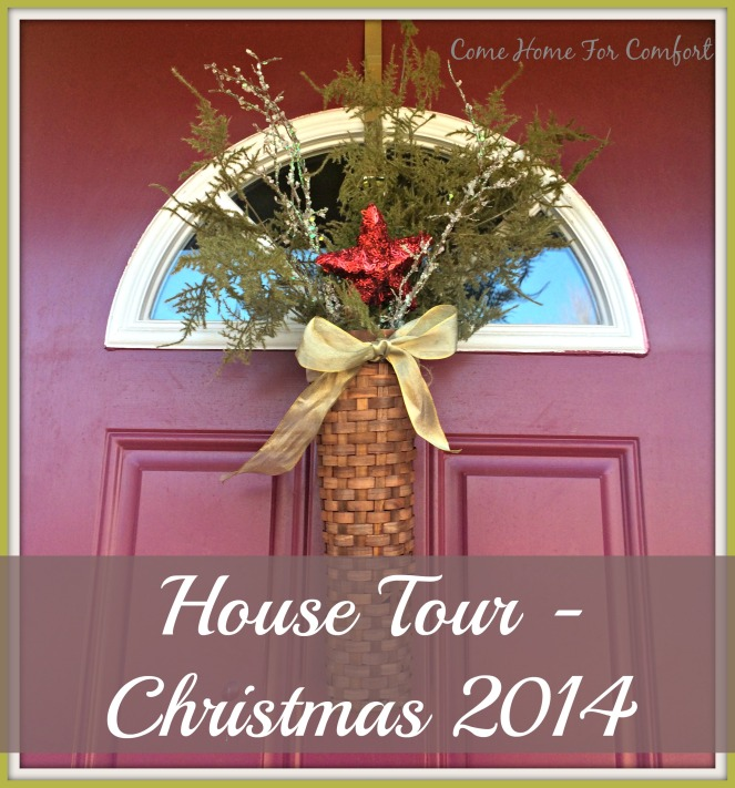 House Tour Christmas 2014
