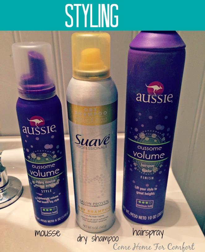 products for fine straight hair Come Home For Comfort