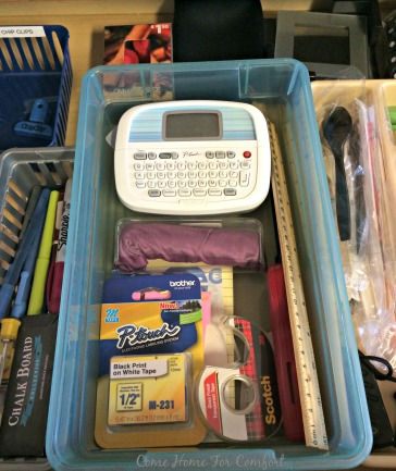 Organize The Junk Drawer via ComeHomeForComfort.com 2