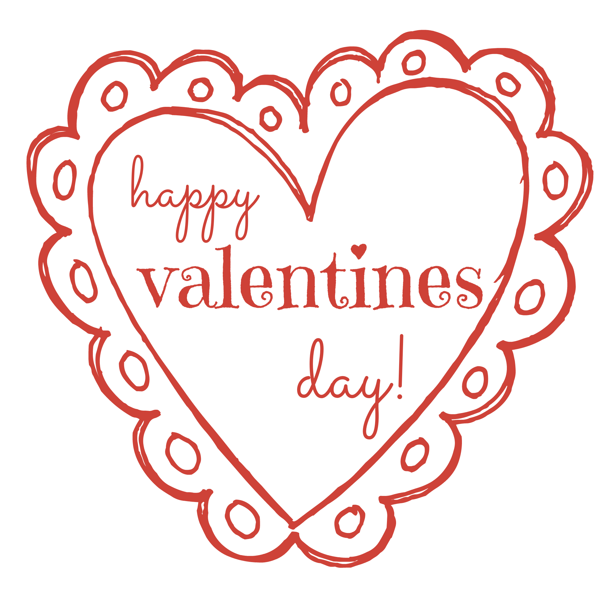 Happy Valentines Day! – Come Home For Comfort