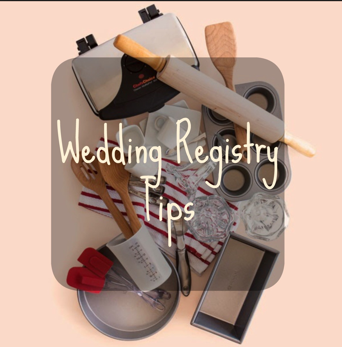 Wedding Registry List Ideas: Come Home For Comfort