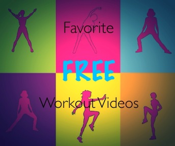 My Favorite Free Workout Videos – Come Home For Comfort