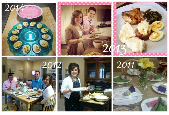 Easter Through The Years
