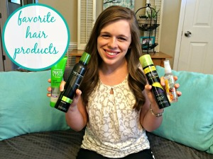 Favorite Hair Products via ComeHomeForComfort.com