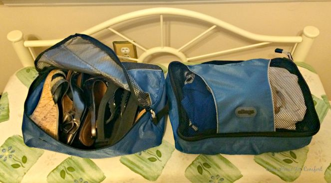 Packing for a Road Trip with eBags via ComeHomeForComfort.com