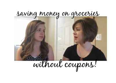 Saving Money Without Coupons