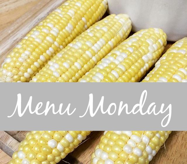 Menu Plan Monday from ComeHomeForComfort.com