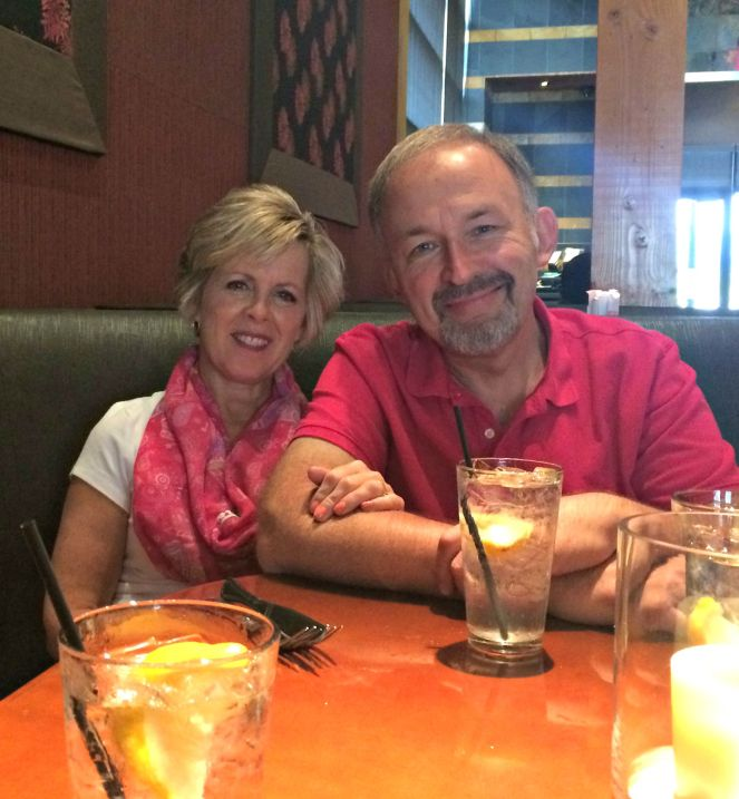 Mom and Dad lunch
