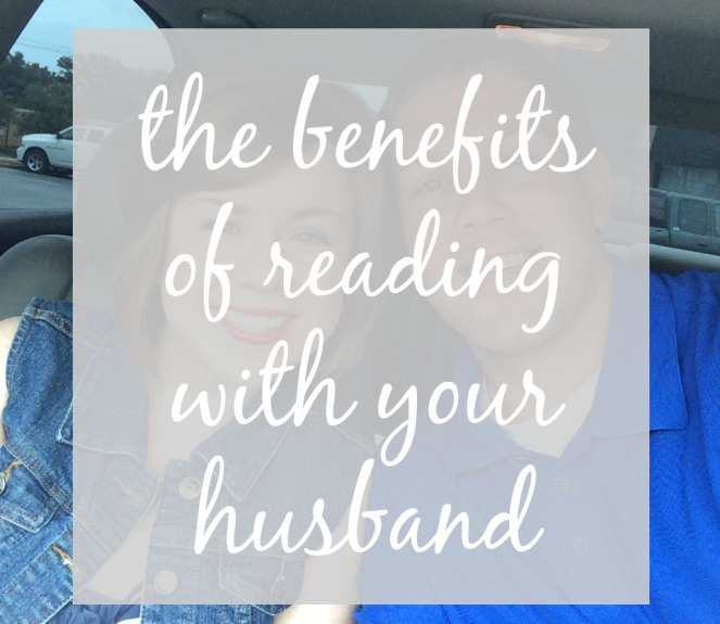 The benefits of reading with your husband via ComeHomeForComfort.com