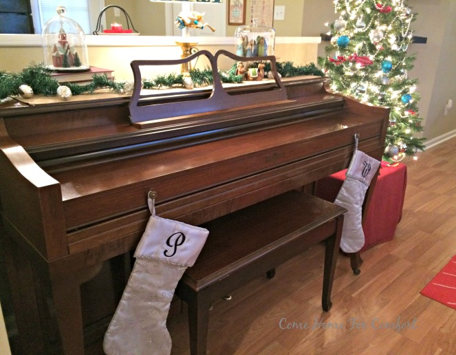 Christmas Home Tour 2015 5