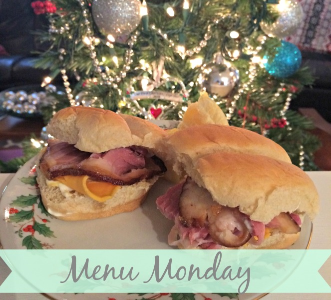 Menu Monday Post Christmas