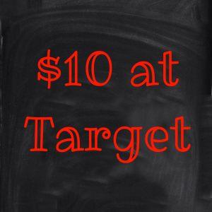 $10Target