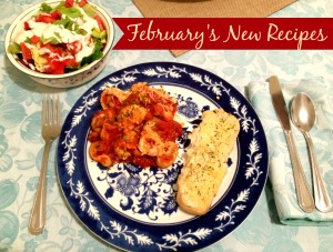 Easy Baked Tortellini New Recipes For February