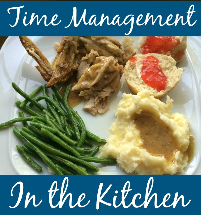 Kitchen Time Management