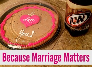 Marriage Matters February