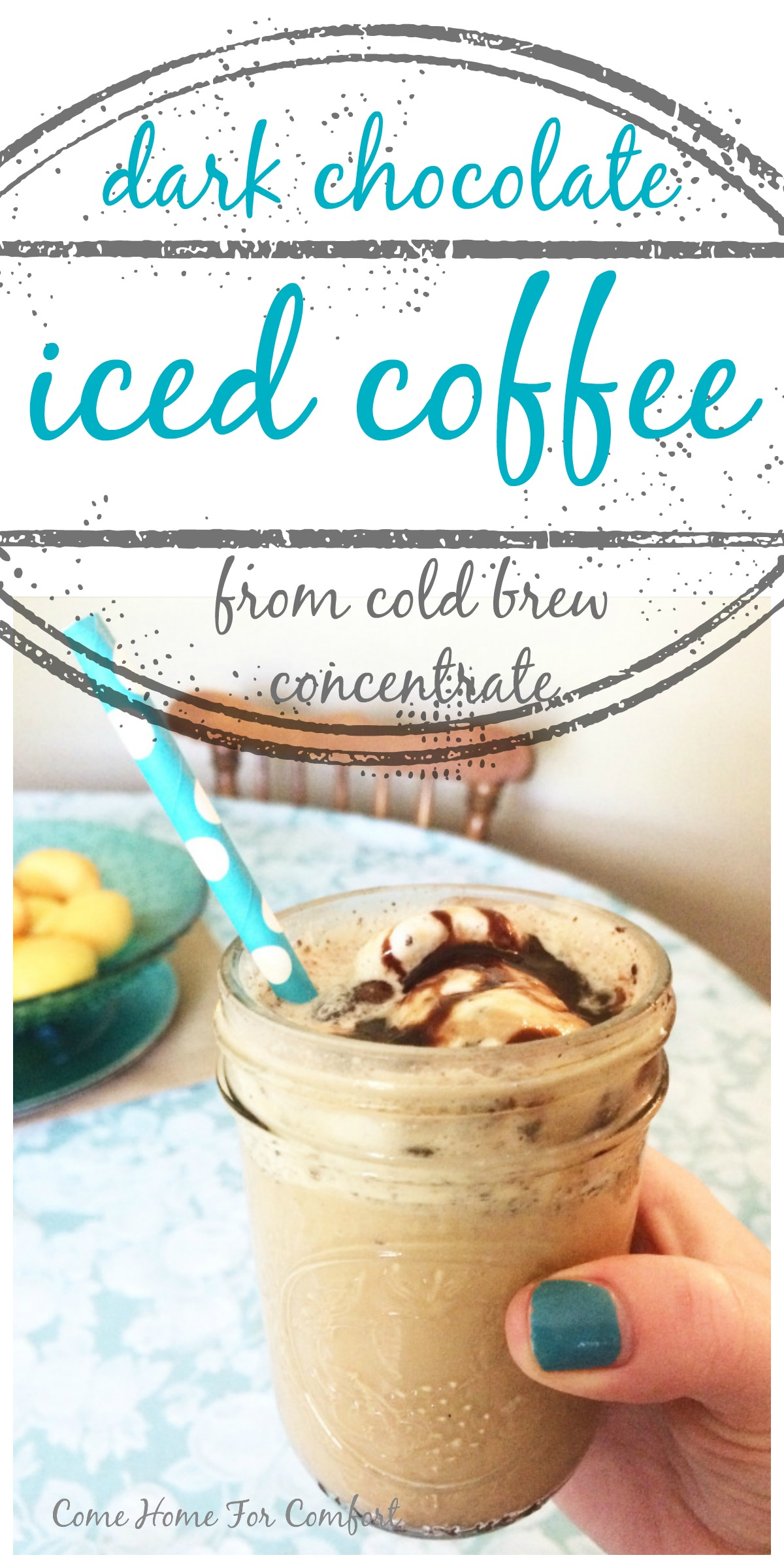 how to make coffee concentrate for iced coffee