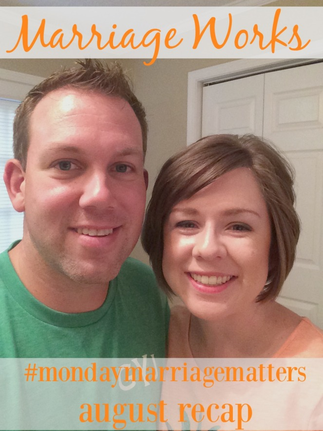Things we do every week because marriage matters! via ComeHomeForComfort.com