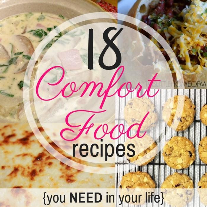 comfort-food-recipes