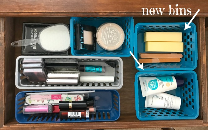 dollar-general-bins-for-organizing-makeup