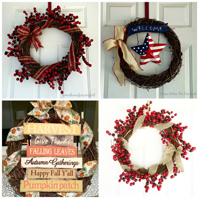 grapevine-wreaths-for-all-seasons