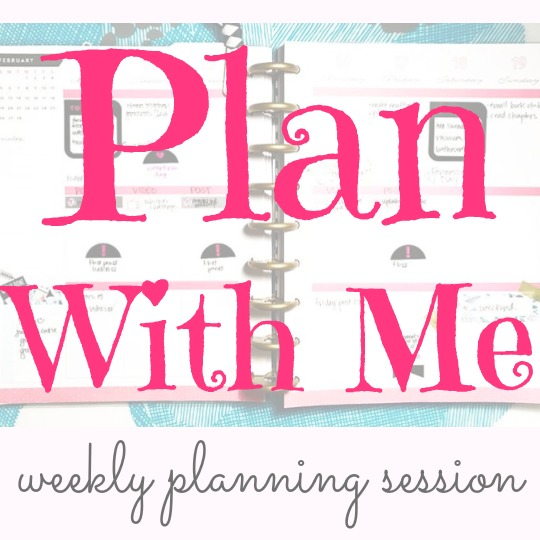 planning-with-me-weekly-planning-session