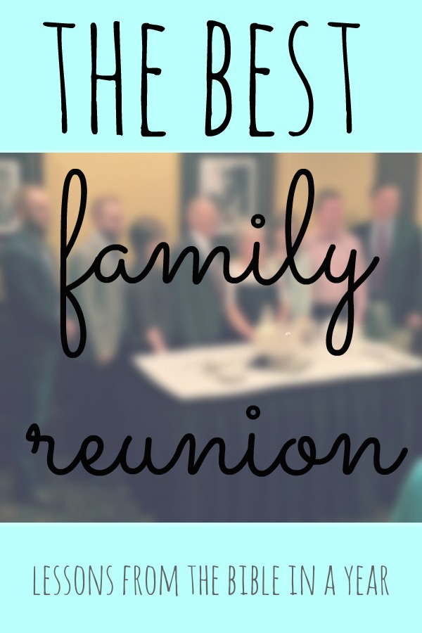 The best kind of family reunion come home for comfort the best kind of family reunion m4hsunfo
