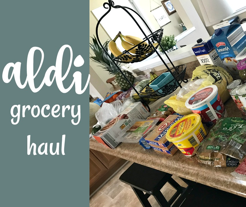 grocery haul – Come Home For Comfort