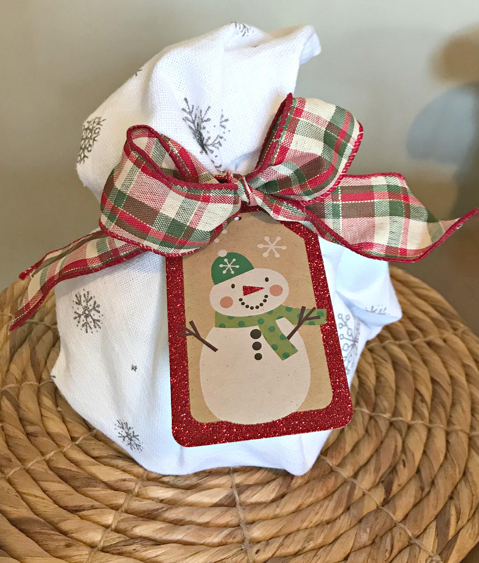 Hostess Gift Idea | Food Gift | Homemade Granola – Come Home For Comfort